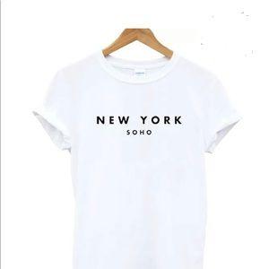 Tops - ✨Only 1  Medium Left ✨Graphic Soho T-shirt